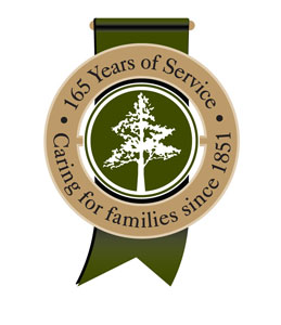 165 Years of Service Caring for Families since 1851