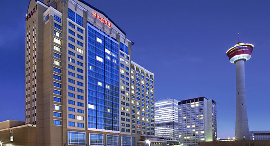 Leydens offers special bereavement rates at the Hyatt Calgary