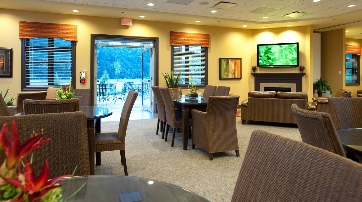 Capital Funeral Home & Cemetery- Reception Area