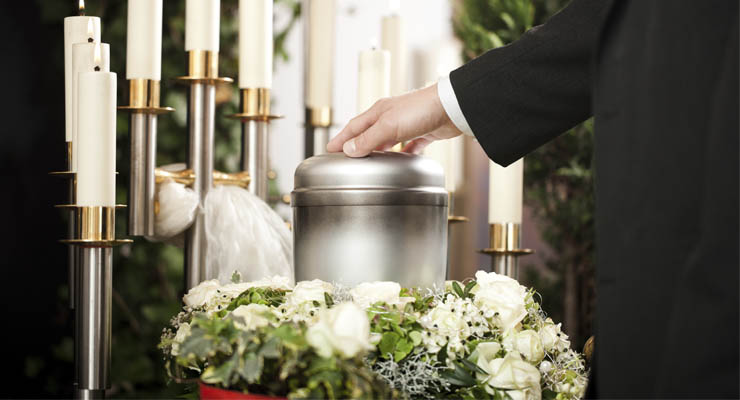 funeral home safety at Arbor during Covid
