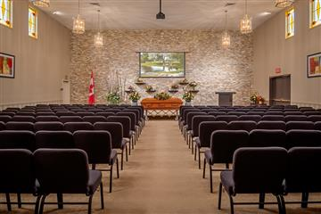 funeral home in prince albert