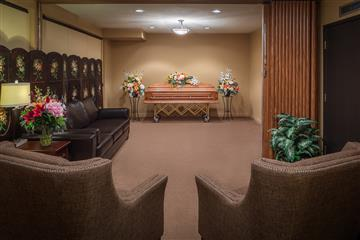 funeral home in surrey