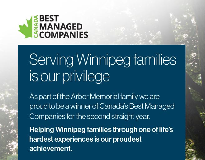 Arbor wins best managed company
