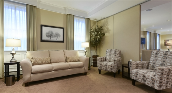 Interior photo of Dodsworth & Brown Funeral Home - Burlington Chapel