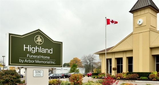 Highland Funeral Home - Scarborough Chapel
