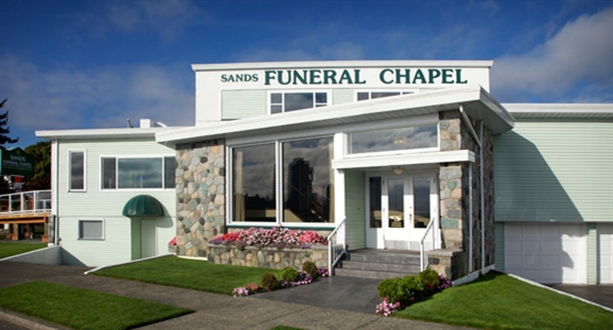 Sands Funeral Chapel Cremation and Reception Centre (Nanaimo)